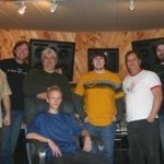 Brian Willoughby at Quad Studios in Nashville