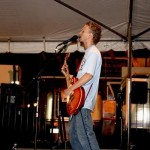 Brian Willoughby at Cumberland County Fair